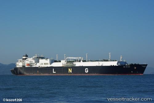 Ob river - type of ship: tankship - callsign: v7mf2 - vesseltracker
