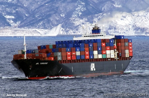 Cargo Ship Turquiose IMO 9082348 by jojek