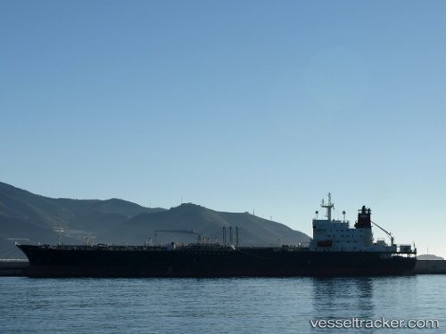 Castillo De Trujillo - Type of ship: Tankship - Callsign: ECGD - vesseltracke...