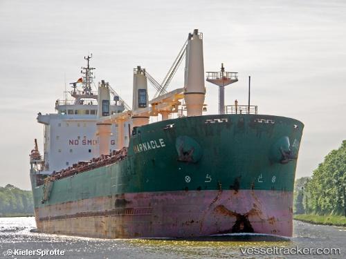 Barnacle - Type of ship: Cargo Ship - Callsign: 5BNK2 ...