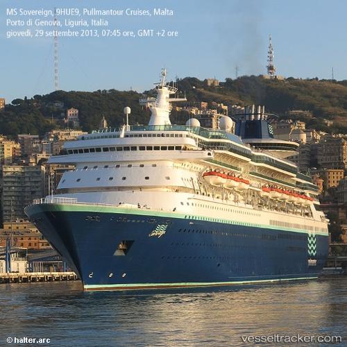 Sovereign Type Of Ship Passenger Ship Callsign HUE - Ms sovereign cruise ship