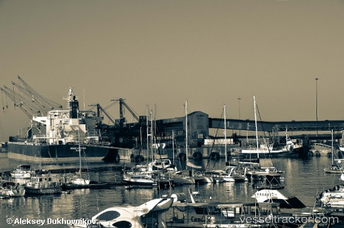port: Port Elizabeth by Camble
