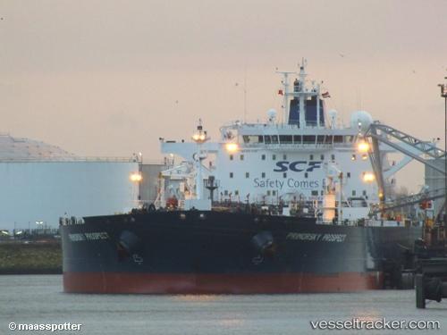 Tankship Primorsky Prospect IMO 9511533 by maasspotter
