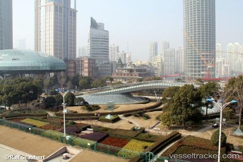 port: Shanghai by grabbi