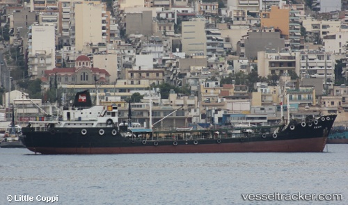 Tankers Lamar IMO 6620034 by CONNIE1