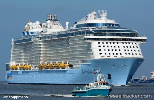 Anthem Of The Seas Type Of Ship Passenger Ship Callsign - Anthem of the seas cruises