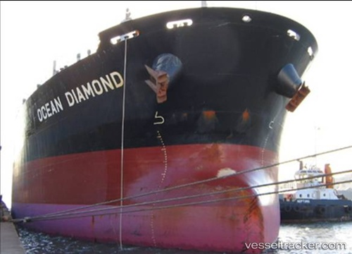 Cargo Ship Ocean Diamond IMO 9405461 by universal