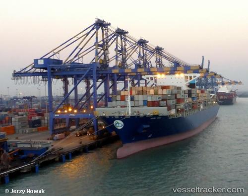 Dashboard Of The Port Of Mundra Vesseltracker Com