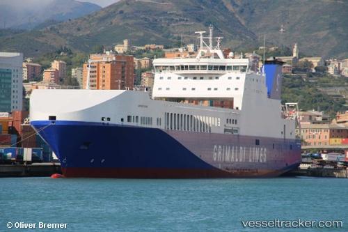Eurocargo Savona Type of ship Cargo Ship Callsign 9HA4705