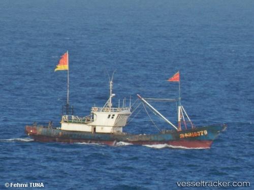 貨物船 Wanzongyuanhuo10079 by TUNA