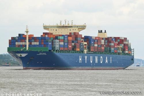Frachtschiff Hyundai Victory IMO 9637258 by Sosa
