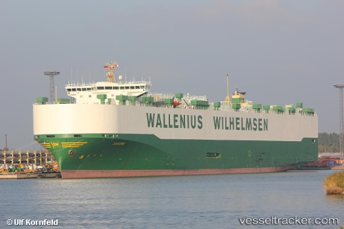 Frachtschiff Boheme IMO 9176565 by Ulfship
