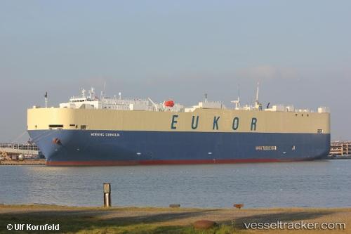 Frachtschiff Morning Cornelia IMO 9519145 by Ulfship