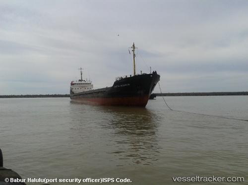 Cargo Ship Kapitan Aveshnikov IMO 8332796 by rigel74