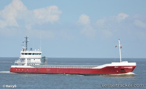Cargo Ship Mila IMO 9331335 by HarryS