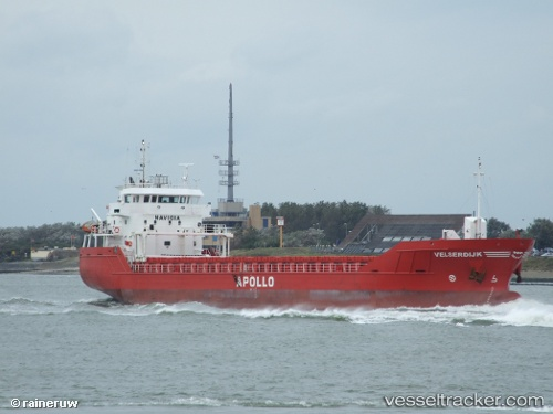 Cargo Ship Velserdijk IMO 9346691 by rainerw