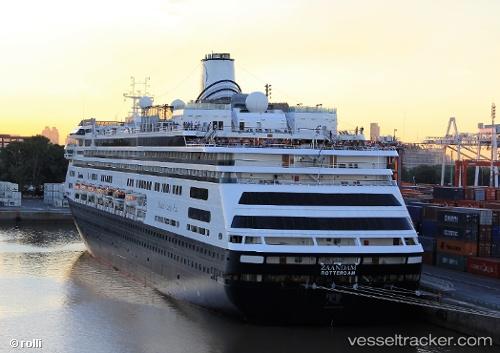 Zaandam Type Of Ship Passenger Ship Callsign PDAN - Zaandam ship