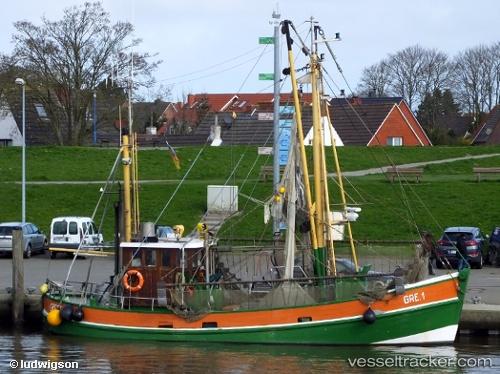 Fischfangboot Edde by ludwigson