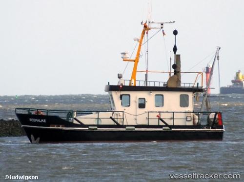 Sonstiges Schiff Seefalke by ludwigson