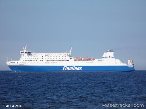 Passenger ship Vizzavona IMO 9138006 by ALFA-MIKE