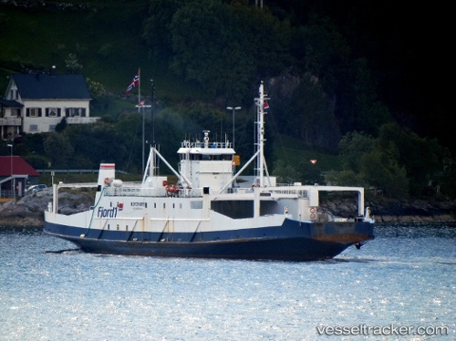 Passagierschiff Nordmoere IMO 7712951 by Snaphaan