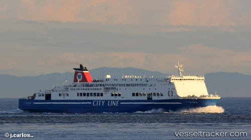 Passagierschiff Ferry Kyoto II by kpitan69
