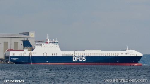 Cargo Ship Tulipa Seaways IMO 9809100 by reinekefox