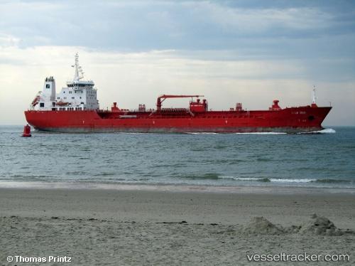 Tanker Sten Idun IMO 9261102 by YANG-MING-Fan