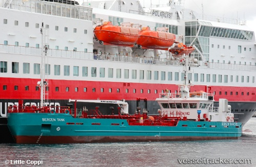 Tanker Bergen Tank IMO 9436161 by CONNIE1