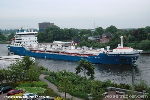 Tanker Fure Nord IMO 9271884 by Leuchtturmseiten