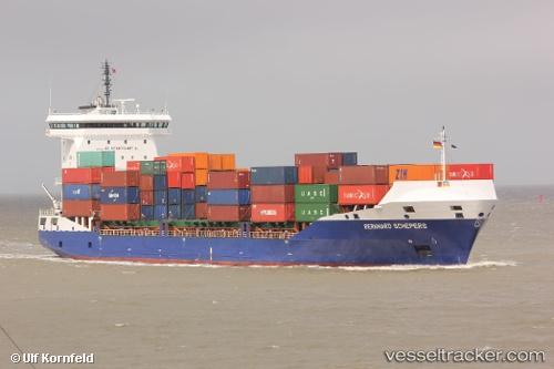 Frachtschiff Bernhard Schepers IMO 9492505 by Ulfship