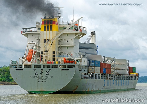 Frachtschiff Chipolbrok Pacific IMO 9710177 by folofo