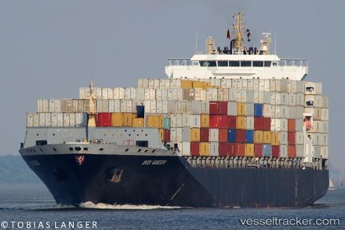 Cargo Ship Bangsa IMO 9252096 by Sosa