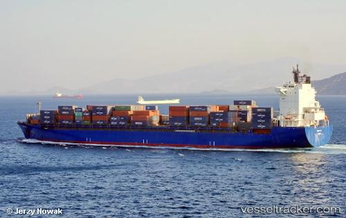 Cargo Ship Sagitta IMO 9401166 by jojek