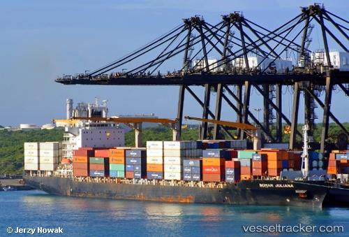Cargo Ship Bomar Juliana IMO 9275036 by jojek