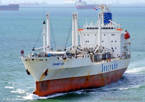 Cargo Ship Runaway Bay IMO 9019640 by jojek