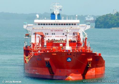 Tankship Stolt Selje IMO 8919051 by jojek
