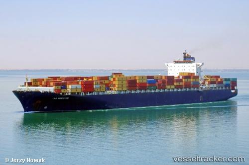Cargo Ship E.r. Montecito IMO 9285653 by jojek