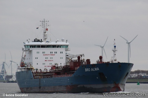Tankers BRO Alma IMO 9356610 by cboost