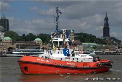 Slepers Zp Bulldog IMO 9597367 by Moin.moin