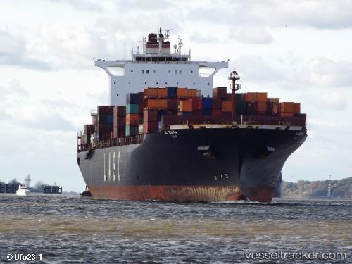 Cargo Ship Al Bahia IMO 9349514 by Ufo23-1