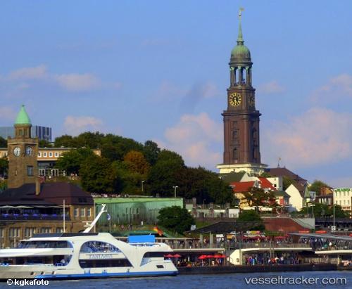 port: Hamburg by bergedorf