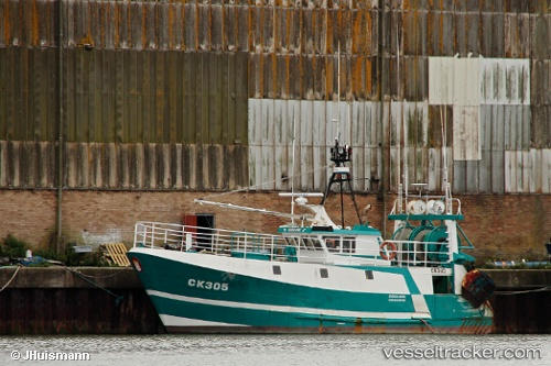 Fishing Boat Nicola Anne by JHuismann