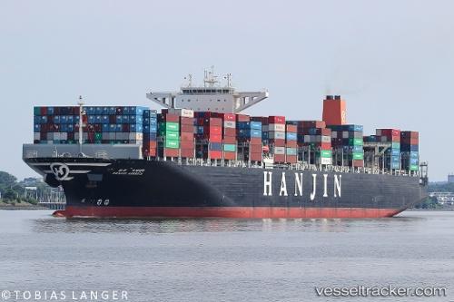 Cargo Ship Maersk Enshi IMO 9502946 by Sosa