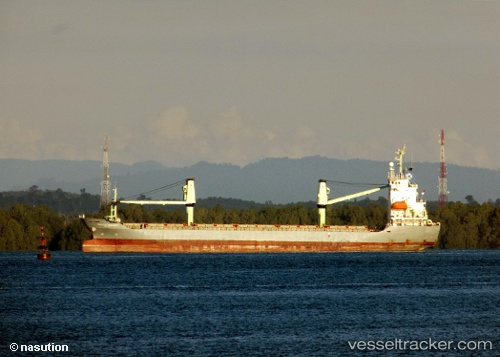 其它船只 Meratus Tangguh 1 IMO 9146792 by nasution_mr.agent