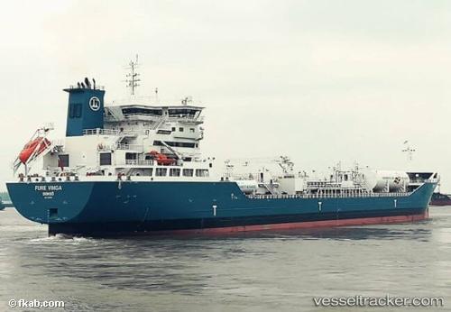 Tankship Fure Vinga IMO 9739800 by arnekiel