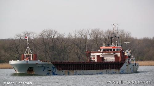 Frachtschiff Spanaco Fidelity IMO 9472024 by Joop.Klaasman