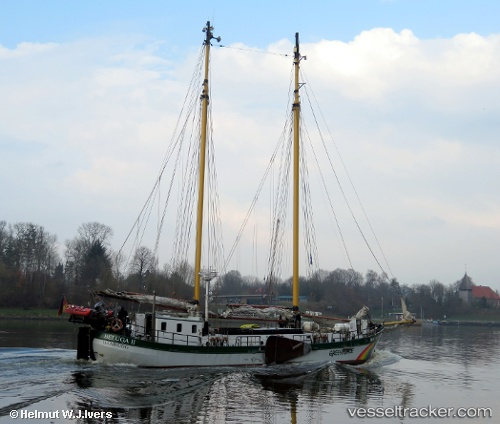 Segelschiff Beluga II by BovenaU