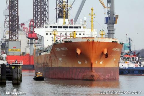 Tanker Chem Ranger IMO 9490296 by maasspotter
