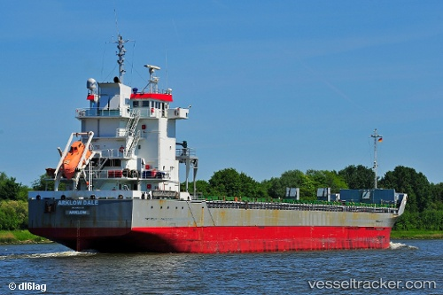 Cargo Ship Arklow Dale IMO 9504126 by dl6lag